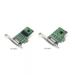 Image of CP-114EL / CP-114EL-I - PCIe Serial Cards