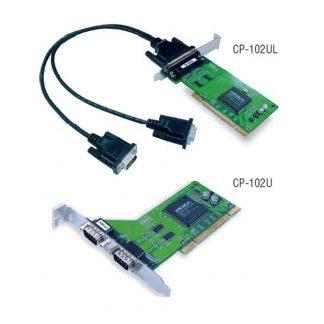 Image of CP-102U / CP-102UL series cards - PCIe Serial Cards
