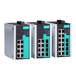 Image of EDS-G508E , G512E, G516E - Industrial grade managed ethernet switch