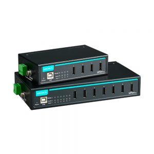 Image of UPort 204 / Uport 207 - 4 or 7 Port Industrial grade USB hubs